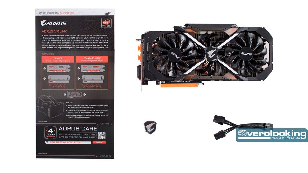 TEST || Gigabyte Aorus GTX 1080 Ti Xtreme Edition, ça vaut