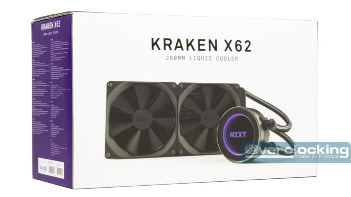 NZXT Kraken X62