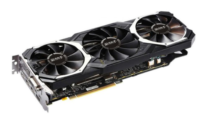 Yeston RX 580 GameAce (1)