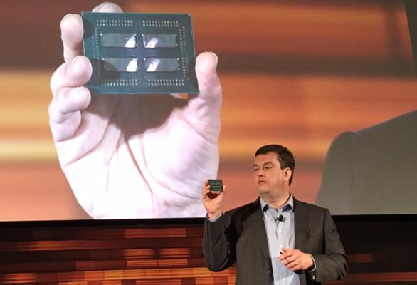 AMD infinity Fabric CPU