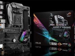 ASUS StriX B350-F