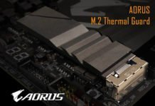 Aorus M.2 Thermal Guard