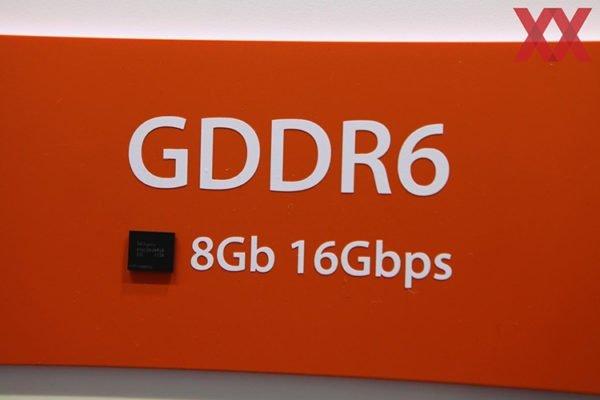 GDDR6 Sky Hynix