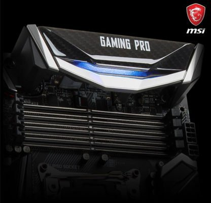 MSI X299 Gaming Pro