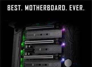 MSI X299 motherboard