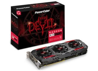 PowerColor RX 570 4 Go Red Devil (1)