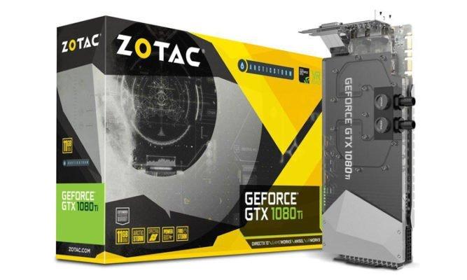 Zotac GTX 1080 Ti ArcticStorm (1)