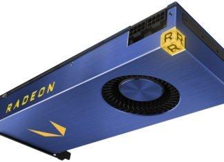 AMD RADEON Pro Vega Frontier Edition aircooled