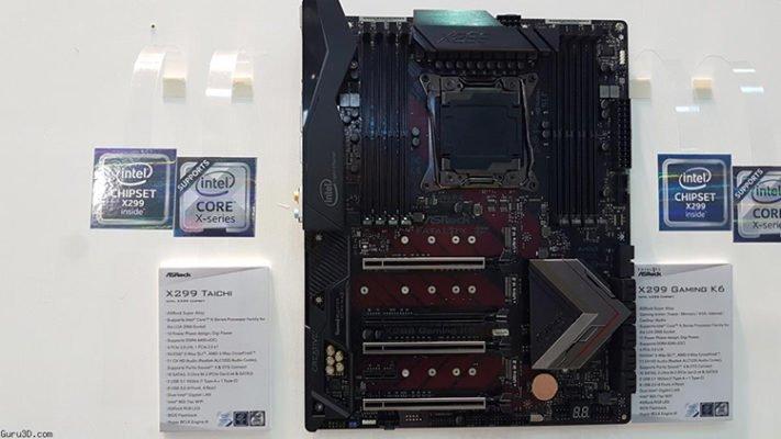 ASRock X299 Gaming K6