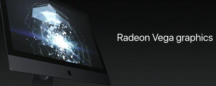 Apple iMac Pro RX Vega