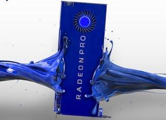 AMD RADEON Pro WX9100