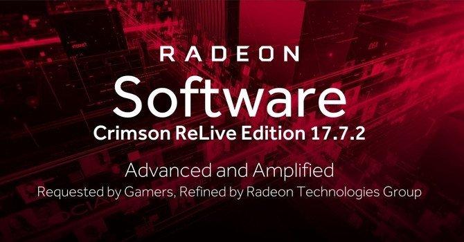 AMD RADEON Software 17.7.2