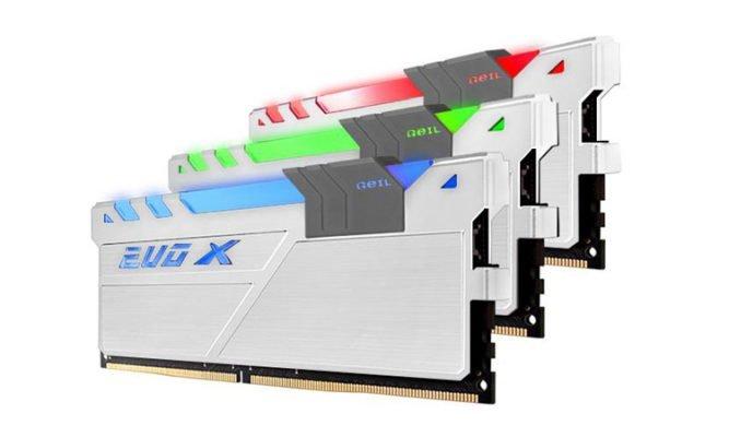 Geil EVO X RGB DDR4 (1)