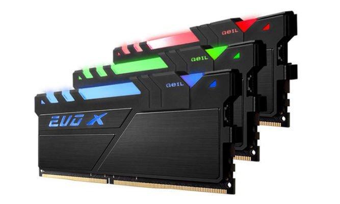 Geil EVO X RGB DDR4 (2)