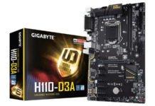 Gigabyte H110-D3A
