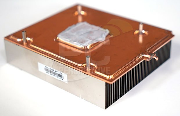 RADEON Pro Vega Frontier Edtion refroidissement