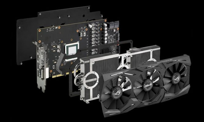 ASUS StriX RX Vega series