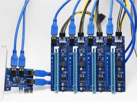 Biostar USB Riser (2)