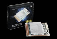 Galax Power Board