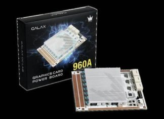 Galax Power Board