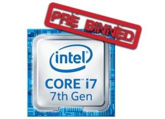 Intel X299 Delid pre bined
