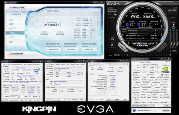 KingPin 3DMark Vantage P115044