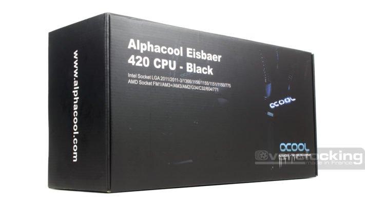 Alphacool Eisbaer 420