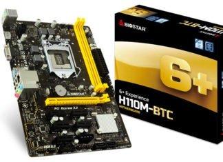 Biostar H110M-BTC