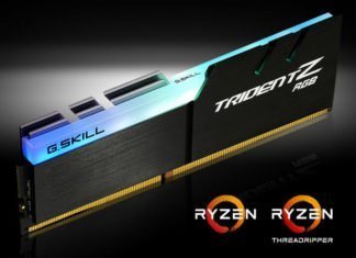 G.Skill Trident Z RyZen - Threadripper