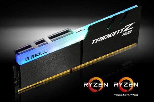 G.Skill Trident Z RyZen - Threadripper