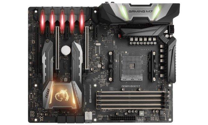 MSI X370 Gaming M7 ACK (2)