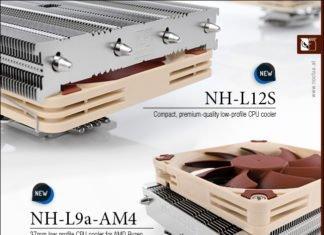 Noctua NH-L12S & NH-L9a-AM4