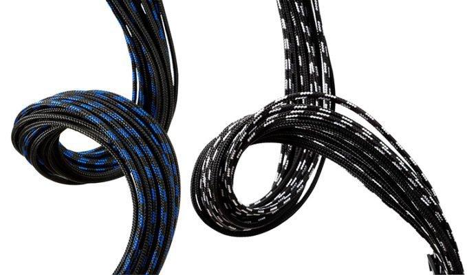 Phanteks câbles gainés (2)