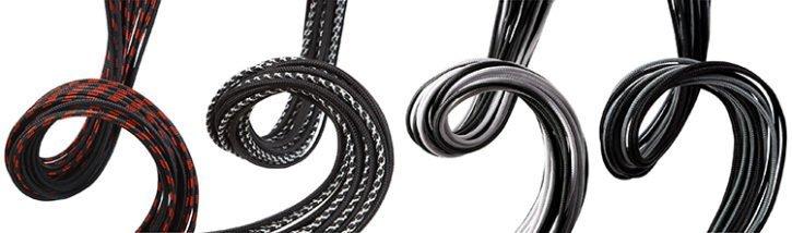 Phanteks câbles gainés