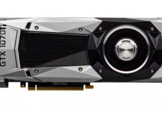 nVidia GeForce GTX 1070 Ti