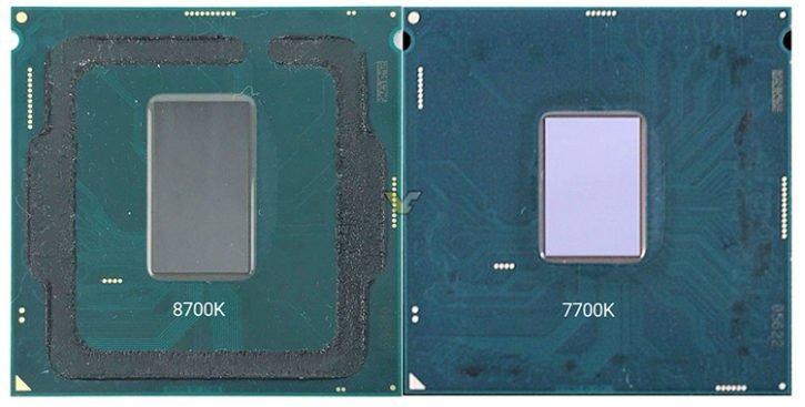 Intel Core i7 8700K Delid
