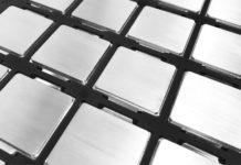 Intel Core i7 8700K 99.9% Silver IHS