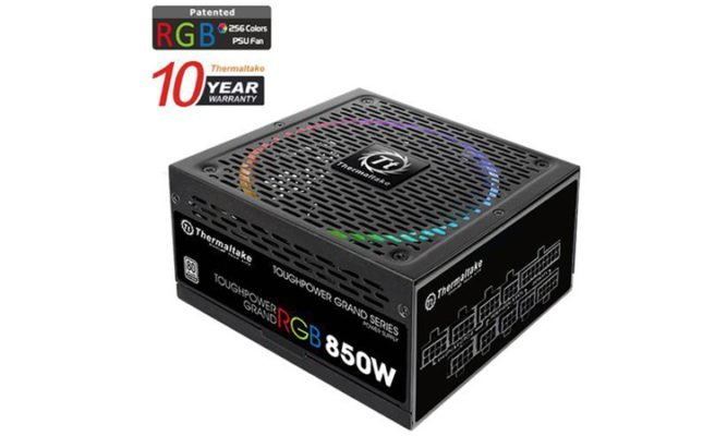 Thermaltake Toughpower Grand RGB 850