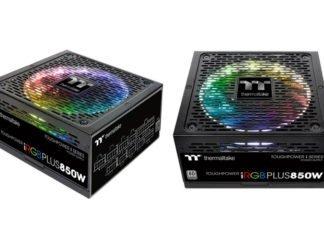 Thermaltake Toughpower iRGB Plus Platinum