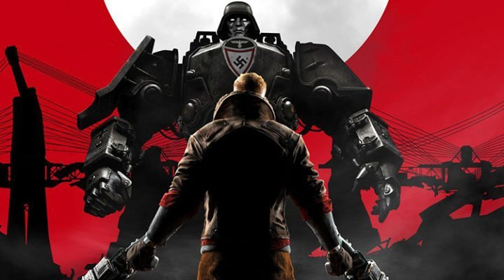 Wolfenstein II AMD RADEON Software 17.10.2 - 17.10.3
