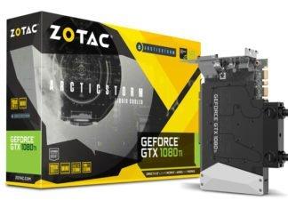 Zotac GTX 1080 Ti ArcticStorm Mini