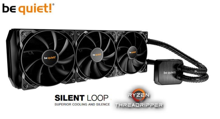 be quiet! Silent Loop Threadripper
