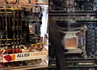 Allied Control Immersion Cooling