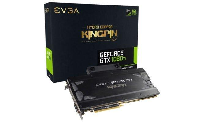 EVGA GTX 1080 Ti KingPin Hydro Copper (1)