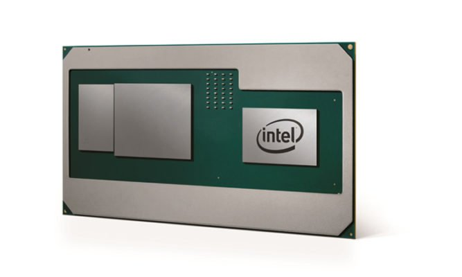 Intel AMD mobile CPU