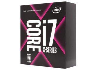 Intel Core i7 7800X