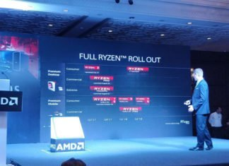 AMD Pinnacle Ridge Roadmap