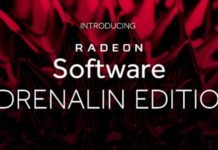 AMD RADEON Adrenalin Edition Software 17.12.1 - 17.12.2
