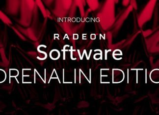 AMD RADEON Adrenalin Edition Software 17.12.1 - 17.12.2 - 18.1.1