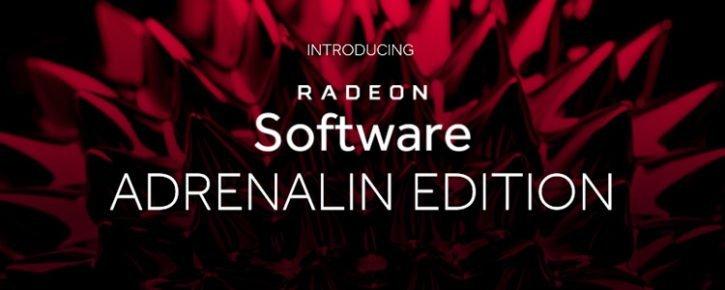 AMD RADEON Adrenalin Edition Software 17.12.1 - 17.12.2 - 18.1.1